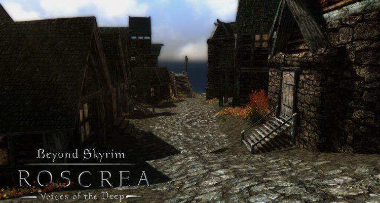 Первый дневник разработки Beyond Skyrim показывает кадры Сиродила, Роскреа и Атморы