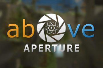 Мод Above Aperture – Portal 2 на поверхности