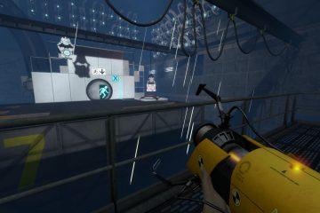 Мод Portal Stories: Mel для Portal 2 скоро выйдет, и выглядит он великолепно