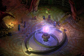 Последнее DLC для Pillars of Eternity 2 – подземелье на плоти бога – уже вышло