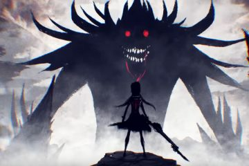 """Prepare to Dine"" проект компании Bandai Namco - Action RPG под названием Code Vein"