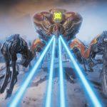 Раздавите гигантского механического паука в новом апдейте Warframe