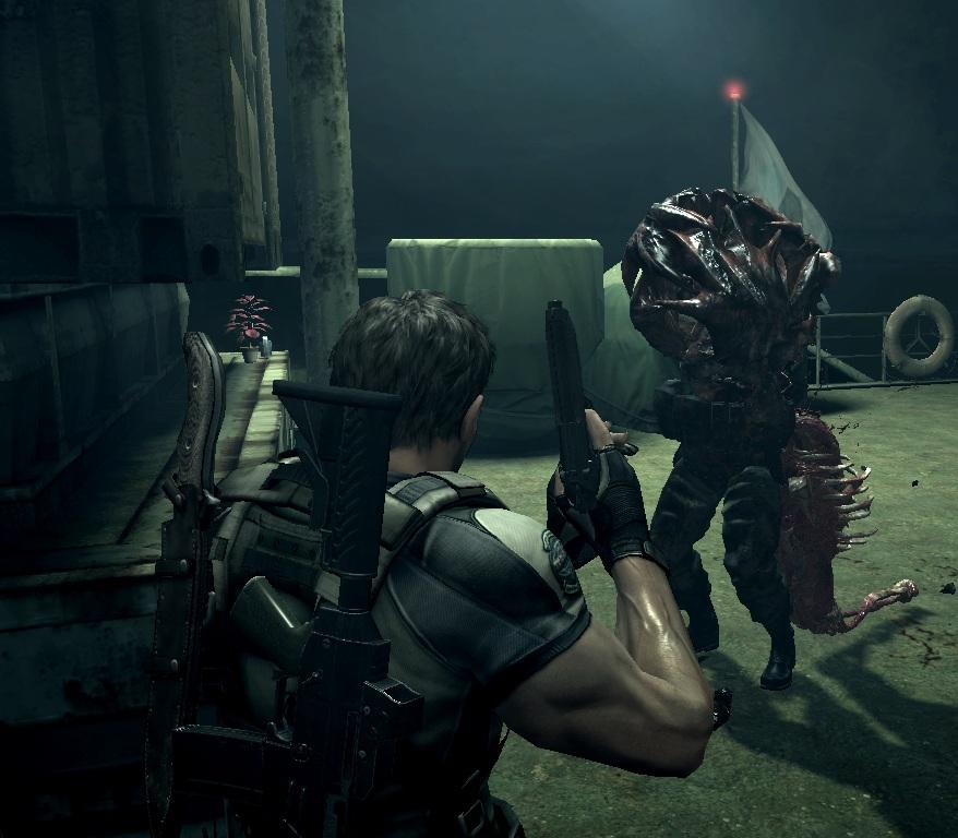 Дувалия: Resident Evil 5