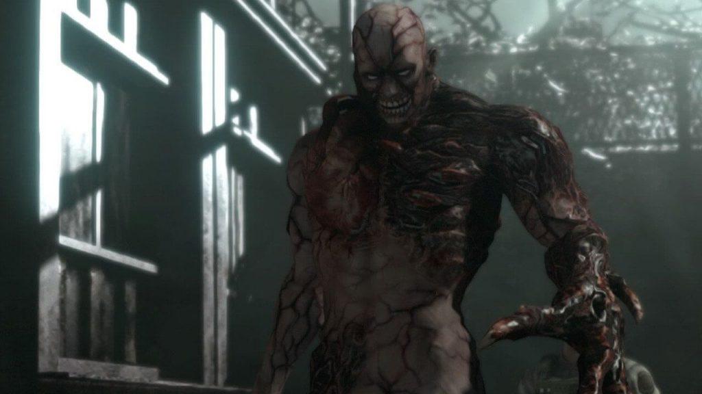 Тиран/Тиран T-103/Прото Тиран T-001: Ранние игры Resident Evil