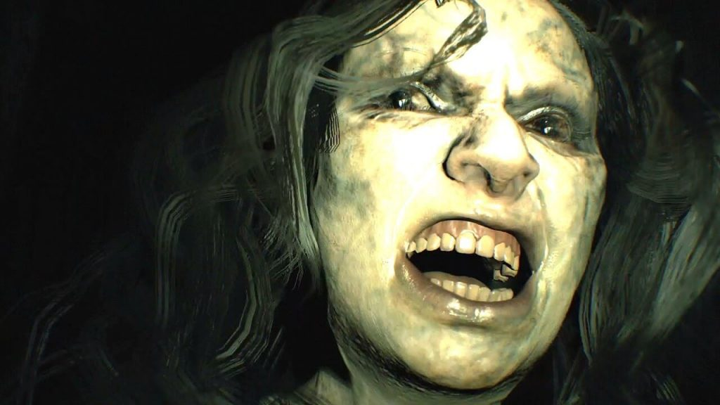 Миа Уинтерс: Resident Evil 7: Biohazard