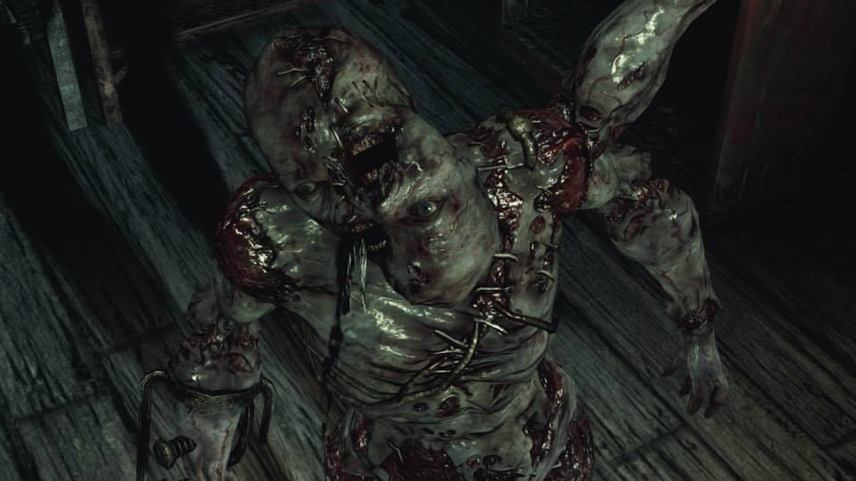 Revenant / Splasher: Resident Evil: Revelations 2