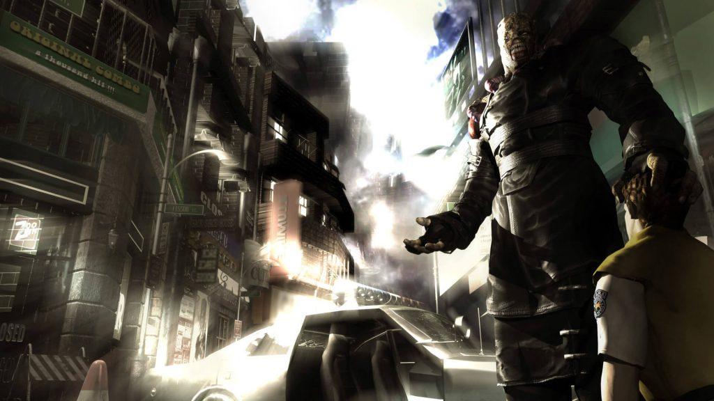 Немезис: Resident Evil 3: Nemesis