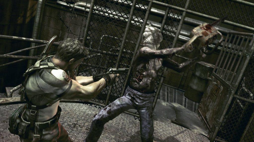 (Гигантский) Бензопильщик/Сёстры Бензопильщицы/Бензопильщик Маджини: Resident Evil 4 и 5