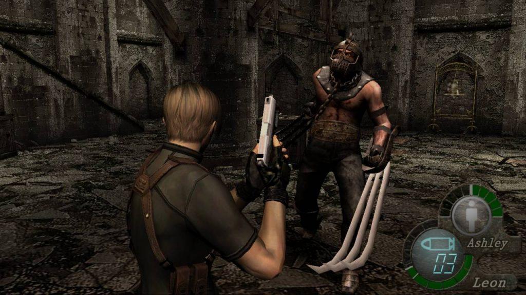 Гаррадор: Resident Evil 4
