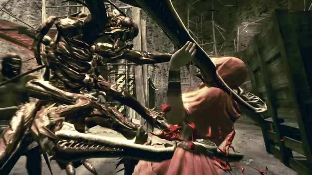 Жнец: Resident Evil 5