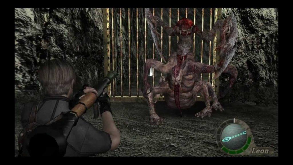 U-3: Resident Evil 4