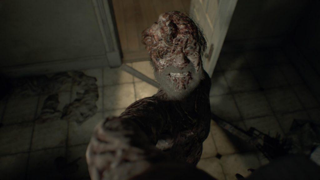 Джек Бейкер: Resident Evil 7: Biohazard