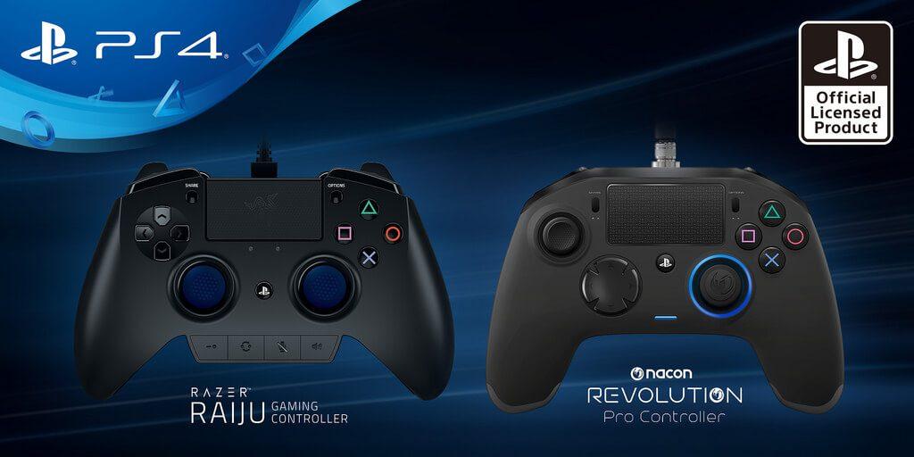Sony патентует контроллер с тачскрином