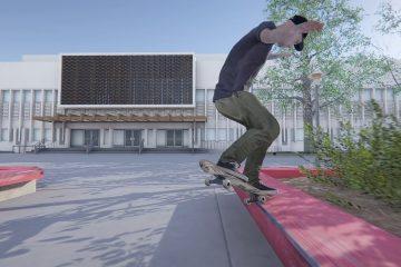 Skater XL – это реалистичный симулятор скейтбординга, который выйдет в раннем доступе в этом месяце