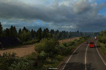 Следующее дополнение Euro Truck Simulator 2 перенесет вас в Прибалтику