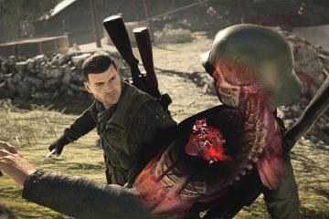 Обзор Sniper Elite 4