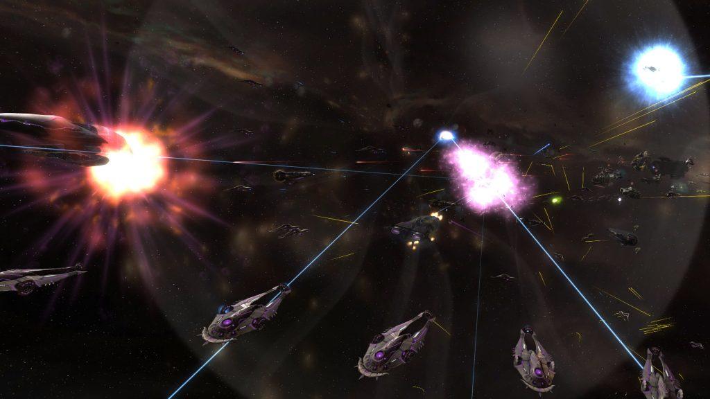 Спустя шесть лет для Sins of a Solar Empire: Rebellion выходит новое DLC