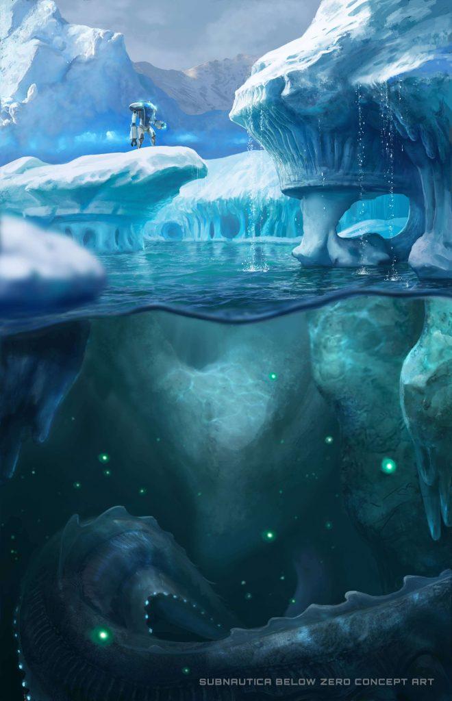 Subnautica: Below Zero возвращается в море ради новой загадки
