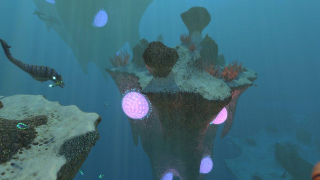 Подводные острова