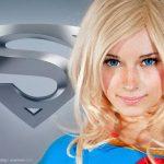 Комикс-косплей: Супергёрл «крадёт» шоу