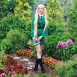 Время чаепития: косплей Алисы Кёркленд