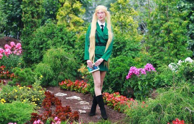 Время чаепития: косплей Алисы Кёркленд!
