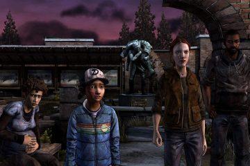 Обзор The Walking Dead: Season Two Episode 4 - Amid the Ruins