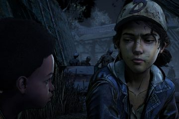 The Walking Dead: The Final Season продолжится в январе