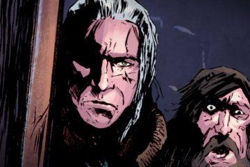 Обзор комикса Ведьмак. Дом со стекла