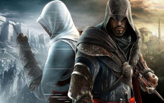 Assassin's Creed Revelations – «Забытый архив»