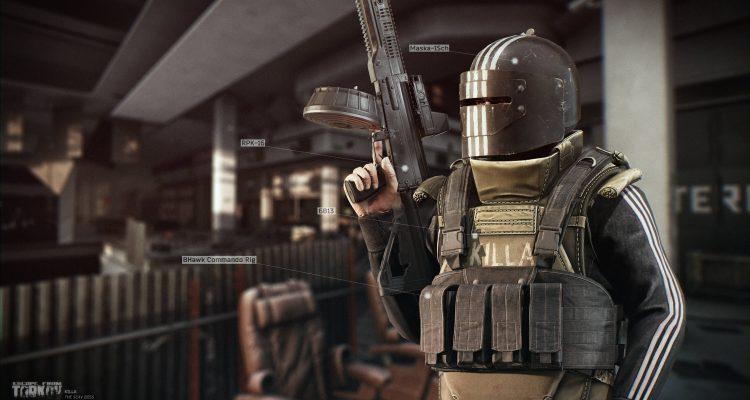 Трейлер Escape From Tarkov показывает подземную лабораторию и страшного босса