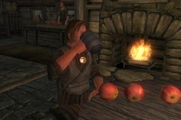 Отравленные яблоки из Обливиона – попытка отравить таверну, полную людей
