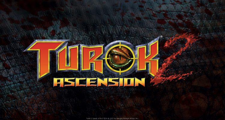 Мод Turok 2 Ascension, который улучшает текстуры, добавляет больше крови, двойной прыжок и много чего другого