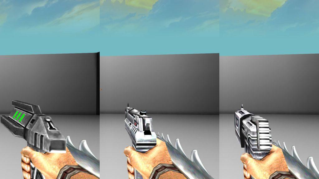 Мод Turok 2 Ascension, который улучшает текстуры, добавляет больше крови и двойной прыжок
