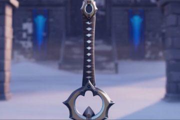 В Fortnite появятся мечи