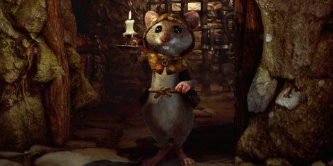 В Ghost of a Tale, RPG с элементами стелса, вы самая милая мышь в мире