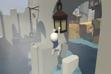 В Human Fall Flat добавят многопользовательский режим для восьми игроков