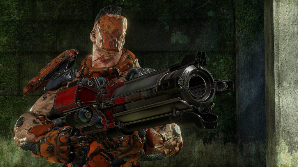 В Quake Champions больше не будет кейсов, и была изменена система экономики
