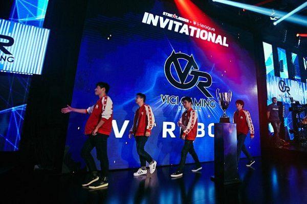 Vici Gaming Reborn одолели Na'Vi в финале Starladder | i-League Invitational