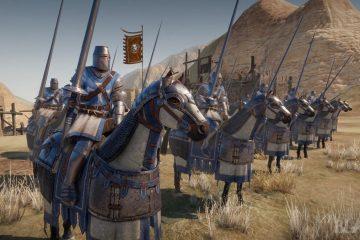 Вы никогда не осаждали крепости так, как будете в Conqueror's Blade