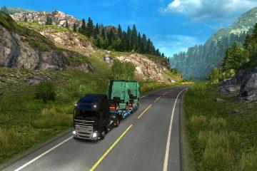 Вышел трейлер Euro Truck Simulator 2: Скандинавия