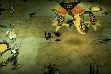Вышло обновление Don't Starve Together: A New Reign