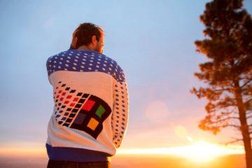 О нет, я правда хочу этот дурацкий свитер с логотипом Windows 95