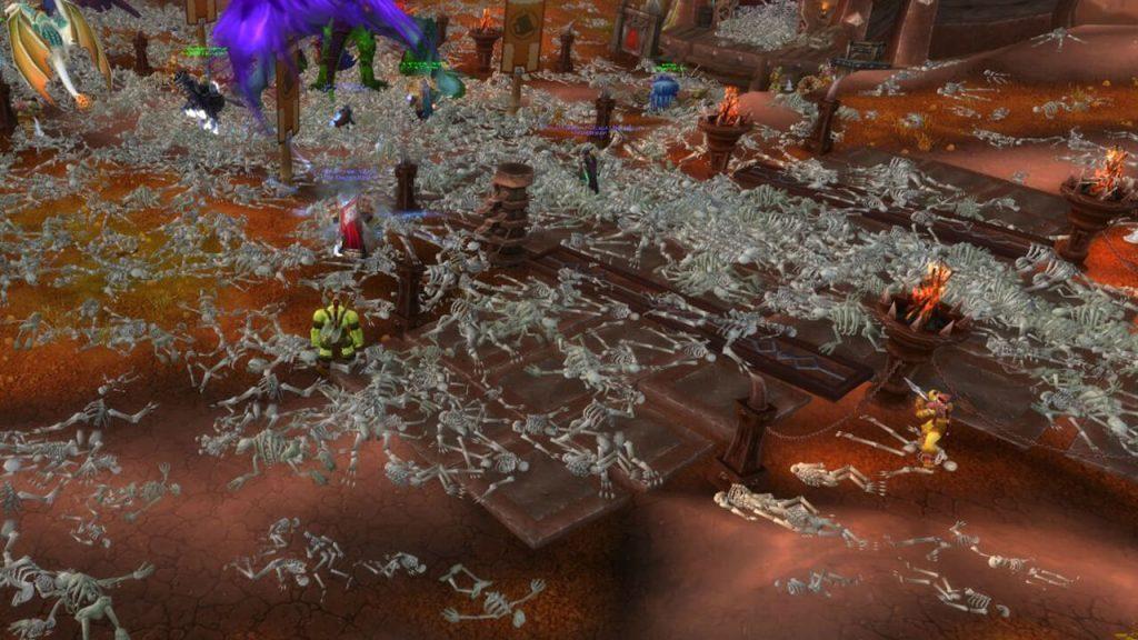 Самая печально известная катастрофа в World of Warcraft стала основой для создания карты в Hearthstone