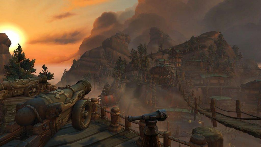 Если вы истосковались по старому World Of Warcraft, то вам определенно понравится новая система прокачки персонажа