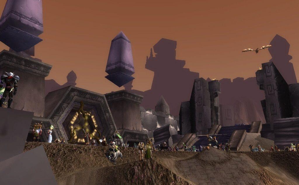 Врата Ан'Киража откроются вновь после выхода World of Warcraft: Classic