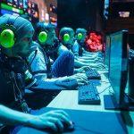 Жить, играя — матчи по киберспорту