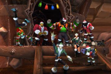 Зимний Покров в World of Warcraft означает, что пришло время выполнять сезонные задания