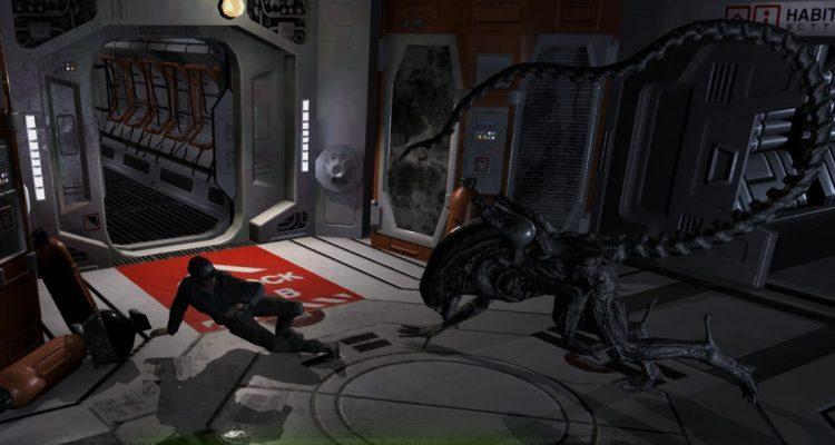Alien: Blackout – это, к сожалению, мобильная игра