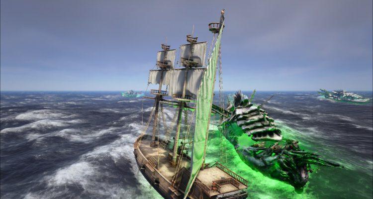 Баг Atlas дал неигровым кораблям скорострельные пушки, которые уничтожили игроков за секунды